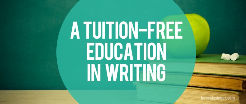 A Tuition-Free Education in Writing