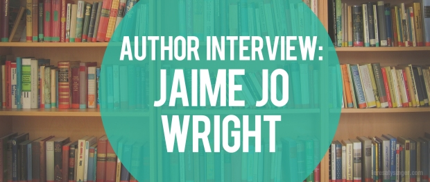 Author Interview with Jaime Jo Wright