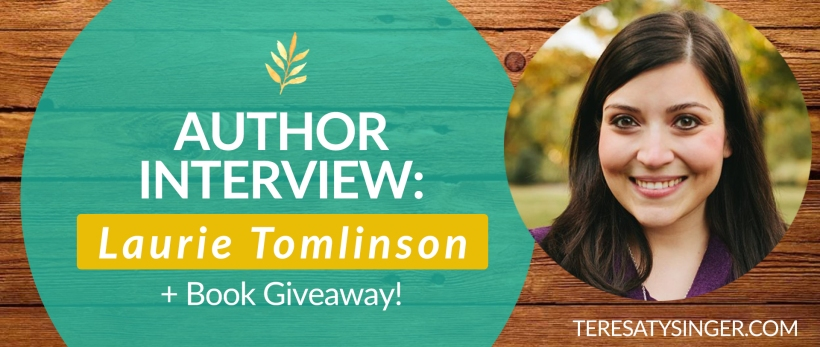 "Author Interview + Book Giveaway with Laurie Tomlinson, author of ""With No Reservations"""