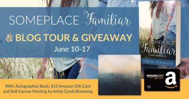 Someplace Familiar Blog Tour and Giveaway!