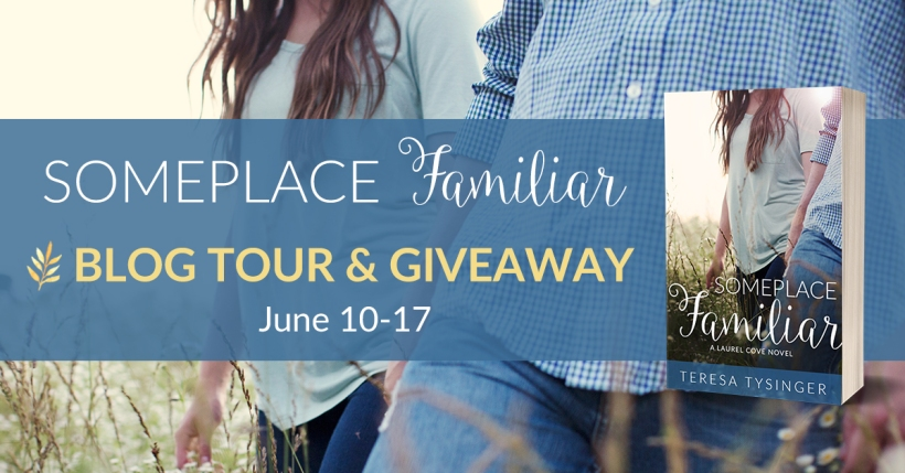 Someplace Familiar Blog Tour and Giveaway
