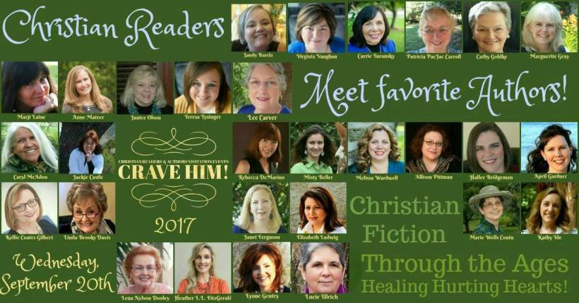CRAVE HIM! Readers & Authors Event