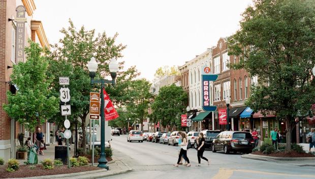 Downtown Franklin Main Street_0
